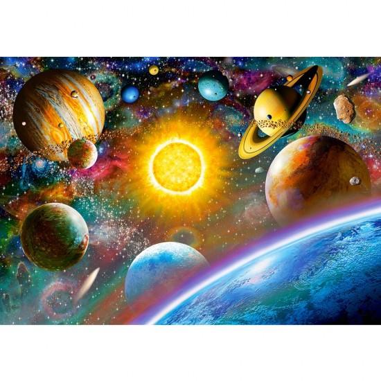 Puzzle 500 pièces : Cosmos - Castorland-52158