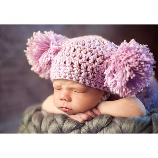 Puzzle 500 pièces : Fashion baby - Castorland-51915