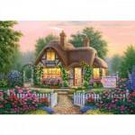 Puzzle 500 pièces : Rose Petal Gift Shoppe