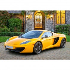 Puzzle 500 pièces : Voiture McLaren 12C Spider