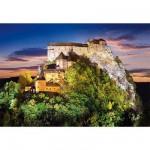 Puzzle 500 pièces - Château Orava, Slovaquie