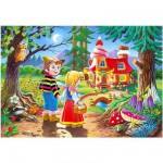 Puzzle 60 pièces : Hansel et Gretel