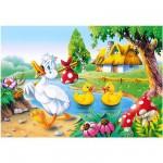 Puzzle 60 pièces : Le vilain petit canard