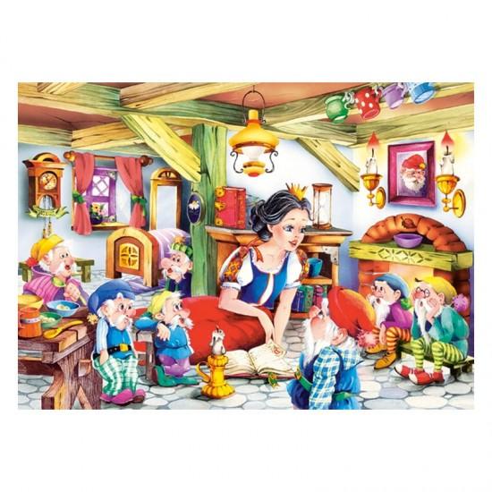 Puzzle 70 pièces : Blanche-Neige - Castorland-007042