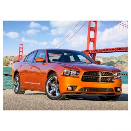 Puzzle 70 pièces : Dodge Charger RT - Castorland-007103