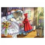 Puzzle 70 pièces : Le Petit Chaperon Rouge