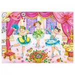 Puzzle 70 pièces : Petites Ballerines