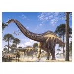 Puzzle 70 pièces : Supersaurus