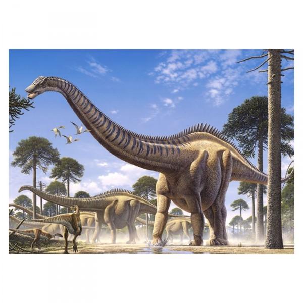 Puzzle 70 pièces : Supersaurus - Castorland-007073
