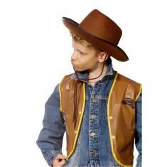 Chapeau feutre de Cowboy