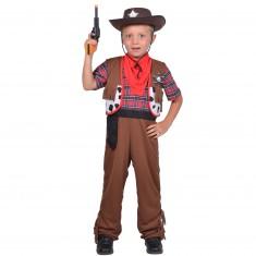 Déguisement 2 en 1 : Cowboy et Pirate : 3/5 ans