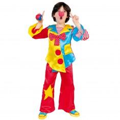 Déguisement Clown : 8/10 ans
