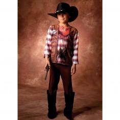 Déguisement Cow-Boy : Costume Illusion : 5/6 ans