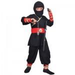Déguisement Ninja (avec accessoires) : 8/10 ans