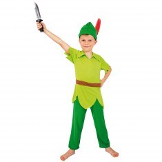 Déguisement Peter Pan : 3/5 ans