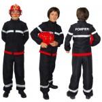 Déguisement Pompier : 8/10 ans