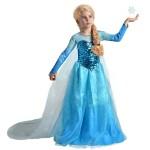 Déguisement Premium La Reine des Neiges : 8/10 ans