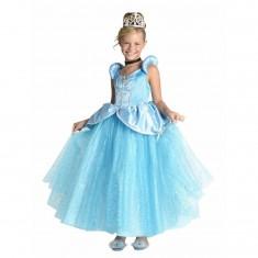 Déguisement Princesse Cendrillon Prestige : 5/7 ans
