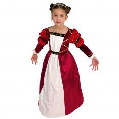 Déguisement Princesse Médiévale : 5/7 ans