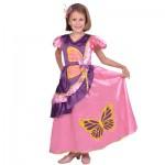 Déguisement Princesse Papillon : 8/10 ans