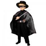 Déguisement Zorro : 8/10 ans