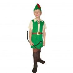 Déguisement Archer Robin des bois : 5/7 ans
