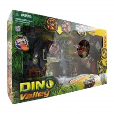 Coffret Dino Valley avec grand T-rex