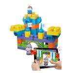 Blocs de construction App Toys : 70 pièces : Château