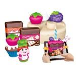 Blocs de construction App Toys : Pâtisserie