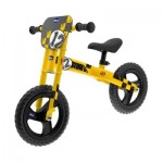 Draisienne Mon premier vélo cross jaune