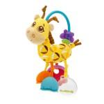 Peluche d'activité : Girafe