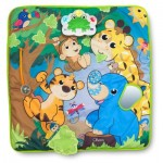 Tapis musical de la jungle