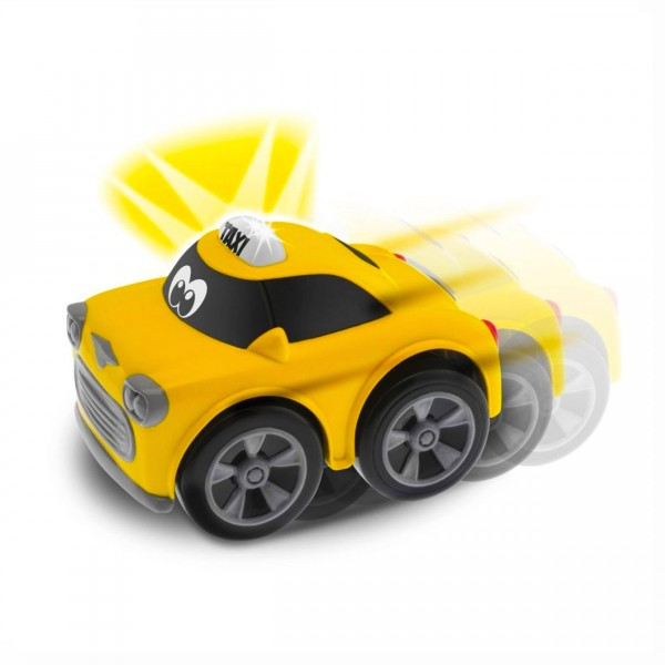 Voiture à rétrofriction : Timmy Taxi - Chicco-7904000000