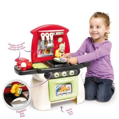 ma premi re cuisine cook 39 home jeux et jouets chicos avenue des jeux. Black Bedroom Furniture Sets. Home Design Ideas