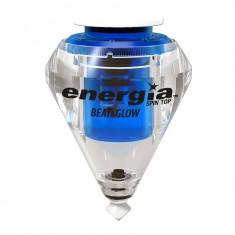 Toupie Energia Beat & Glow bleu