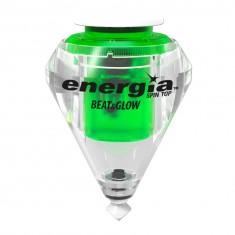 Toupie Energia Beat & Glow vert