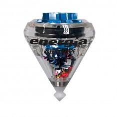 Toupie Energia Kaleidoscope bleu