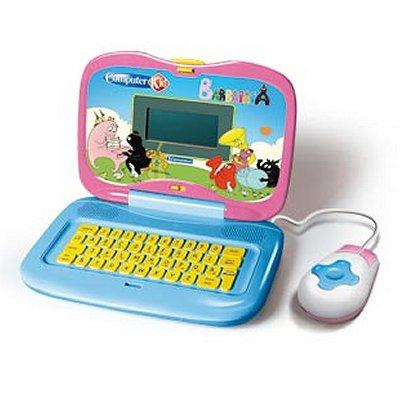 Computer kid barbapapa clementoni magasin de jouets pour - Ordinateur barbapapa ...