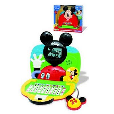 Computer Kid Mickey : La maison de Mickey - Clementoni-62186