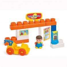 Cubes Clemmy plus : Station essence