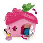 Cubes souples Baby Clemmy : La maison de Minnie