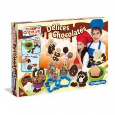 Cuisine créative : Délices chocolatés