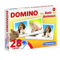 Domino Pocket Nos Amis les Animaux