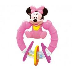 Hochet anneau de dentition : Minnie