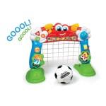 Jeu d'adresse électronique : Tiboot mon premier but de foot