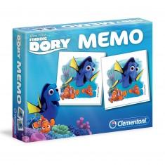 Jeu de mémoire Disney : Memo Dory