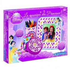 La mosaïque des Princesses Disney
