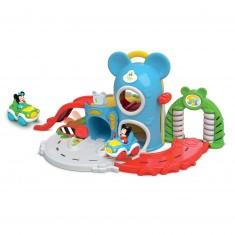 Le garage d'activités de Baby Mickey