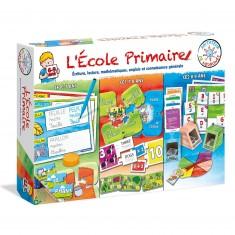 L'école primaire : Ecriture, Lecture, Mathématiques, Anglais et Connaissance Générale