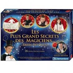 Les plus Grands Secrets des Magiciens